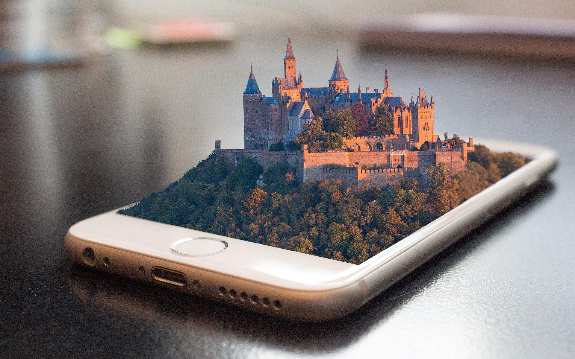 créer application mobile entreprise isere