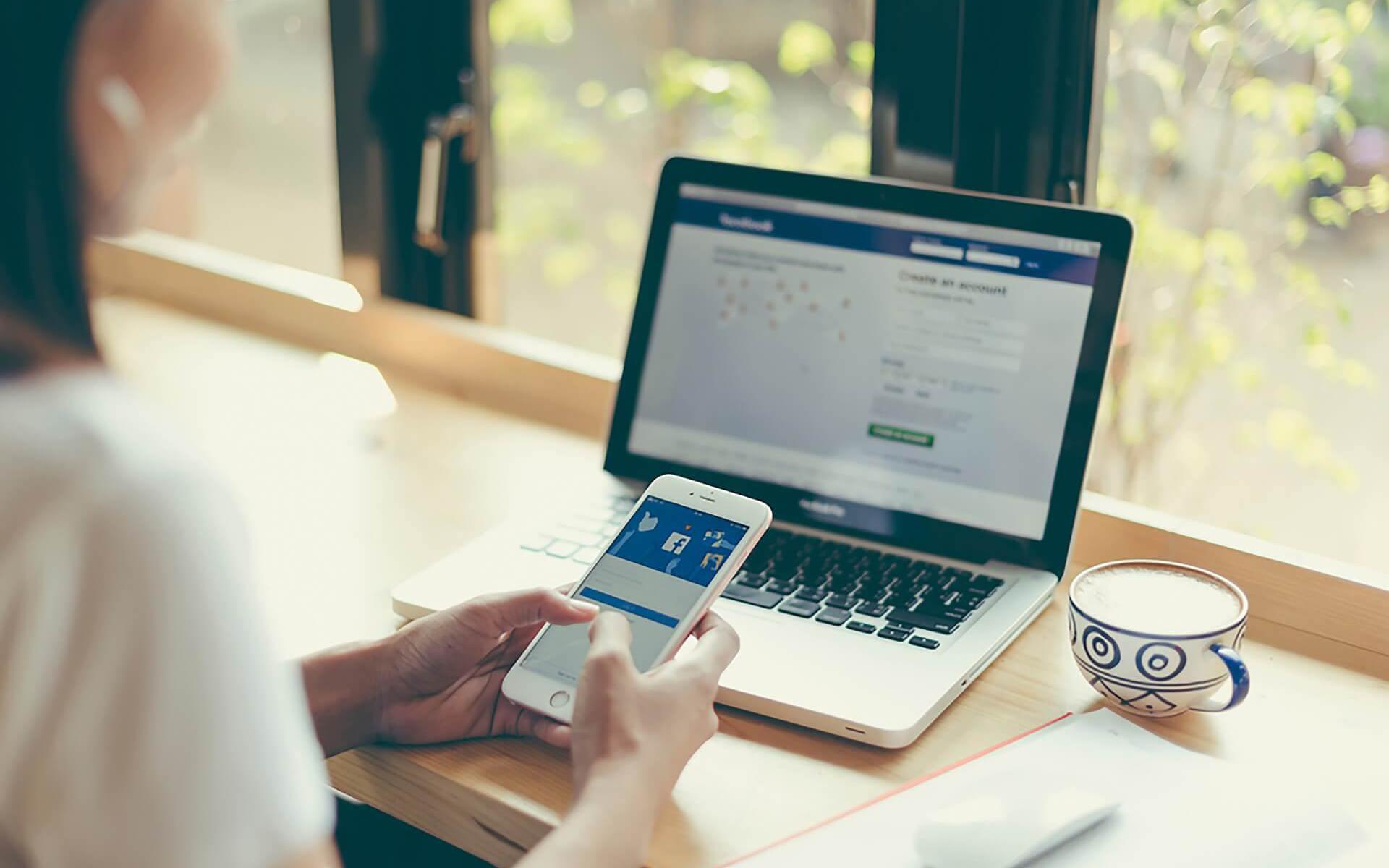communication sur les réseaux sociaux, facebook, twitter, communiquer en ligne